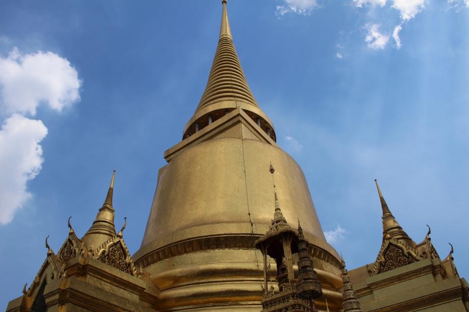 Bangkok The Grand Palace Phra Siratana Chedi