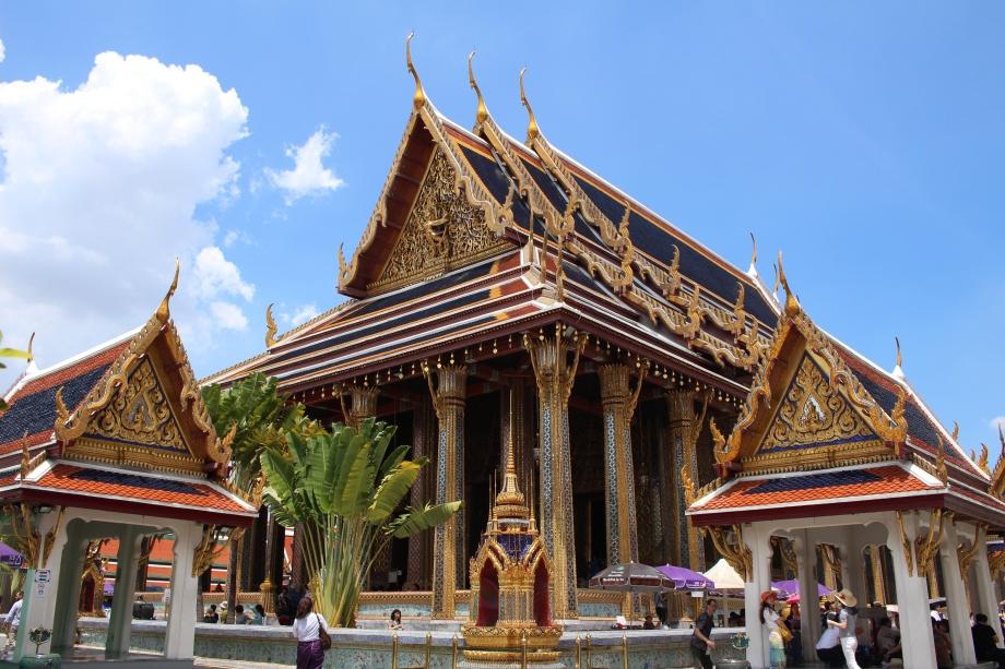 Bangkok The Grand Palace Temple of the Emerald Buddha