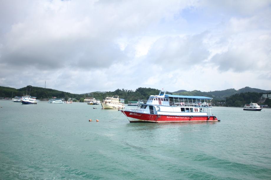 travel thailand phuket beach
